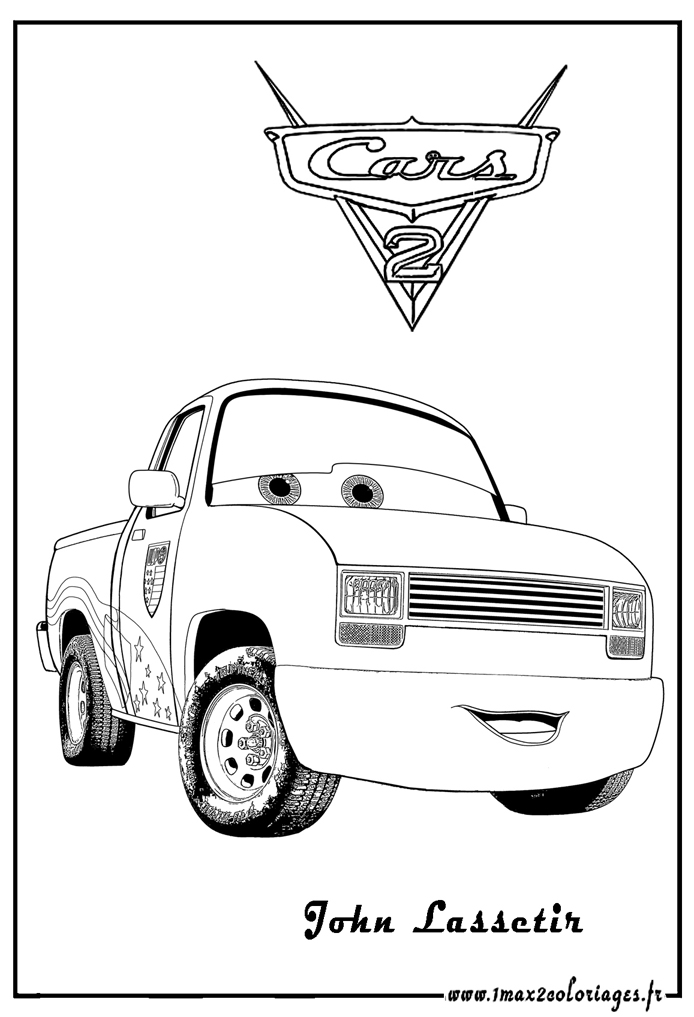 cars 1 coloring pages - cars 2 miguel camino coloring pages coloring pages