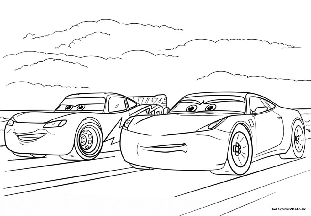 Coloriage cars 3 ramirez - Coloriage cars 3 ...