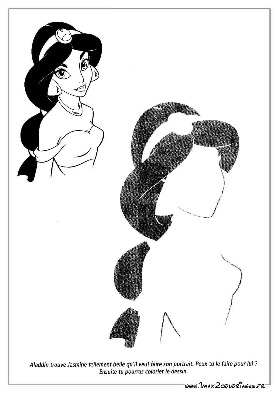 Jeux De Dessin Avec Les Princesses Walt Disney