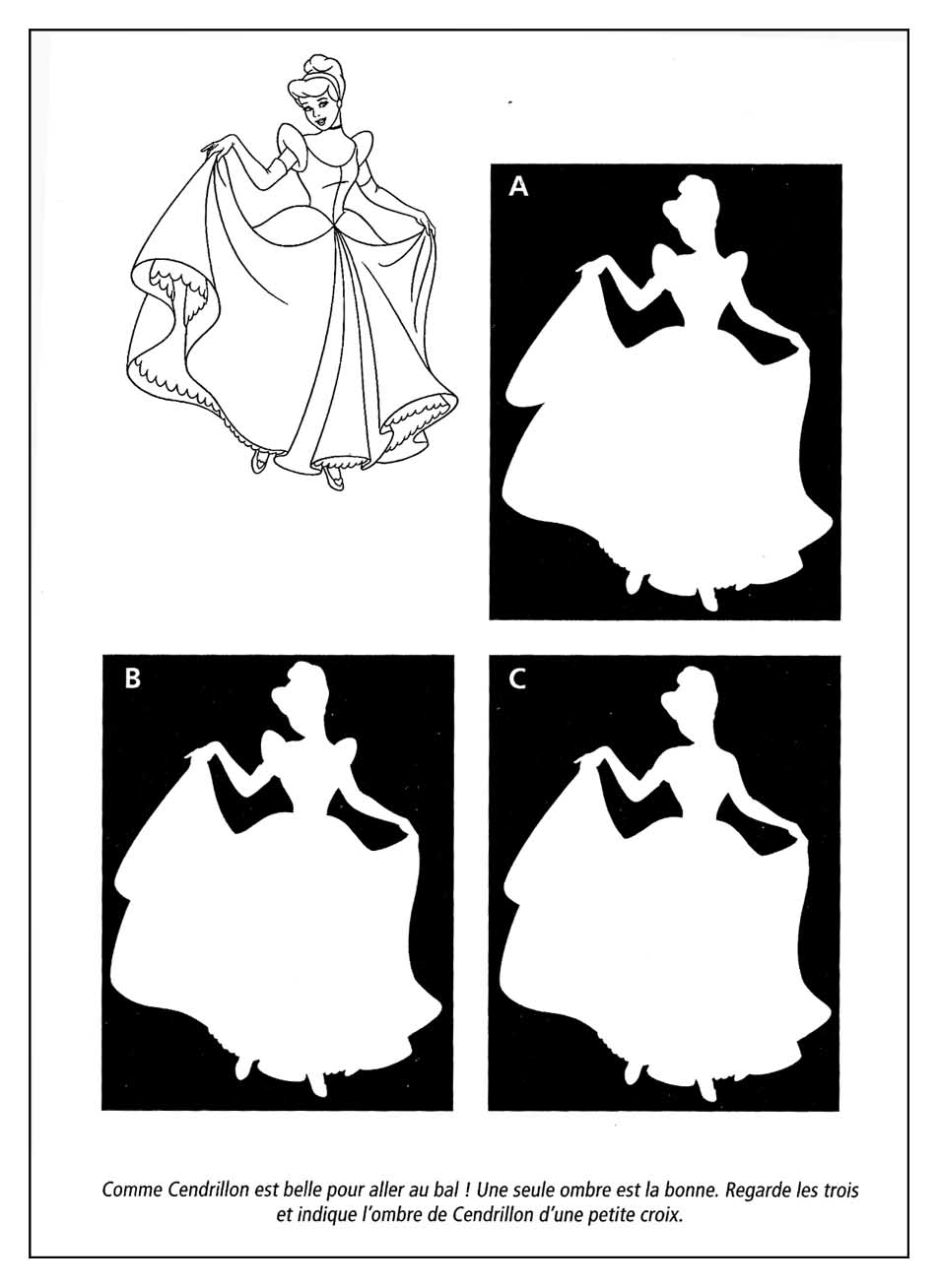 Pin coloriage de cendrillon 2 dessins colorier imagixs - Dessin a colorier disney ...