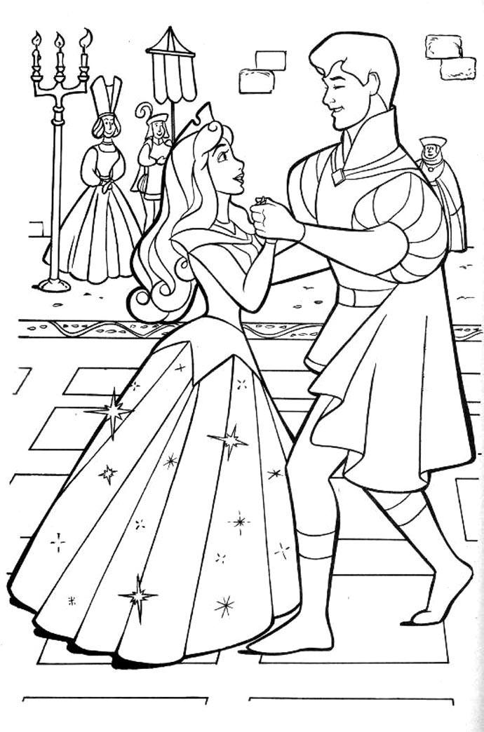 normal princess coloring pages | coloriage de princesses disney a imprimer