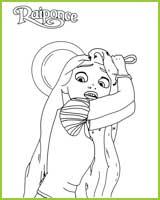Coloriage De Disney A Imprimer Gratuit.Les Coloriages Des Princesses De Walt Disney A Imprimer Et A