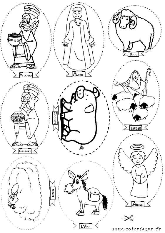 Coloriages Et Activites De Noel A Imprimer
