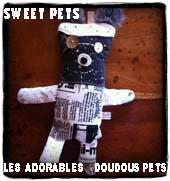 sweet pets les adorables doudous