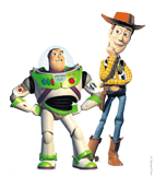 dessins coloriages toy story 1, 2 et 3