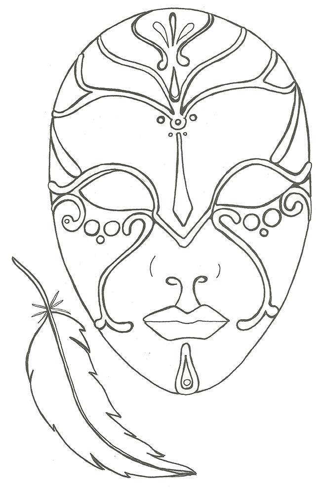 Arlequim Feliz besides Post mardi Gras Tiger Mask Template 349017 further Mascaras Africanas Para Carnaval furthermore Horse Mask furthermore Maskers Kleurplaten. on masquerade coloring sheet