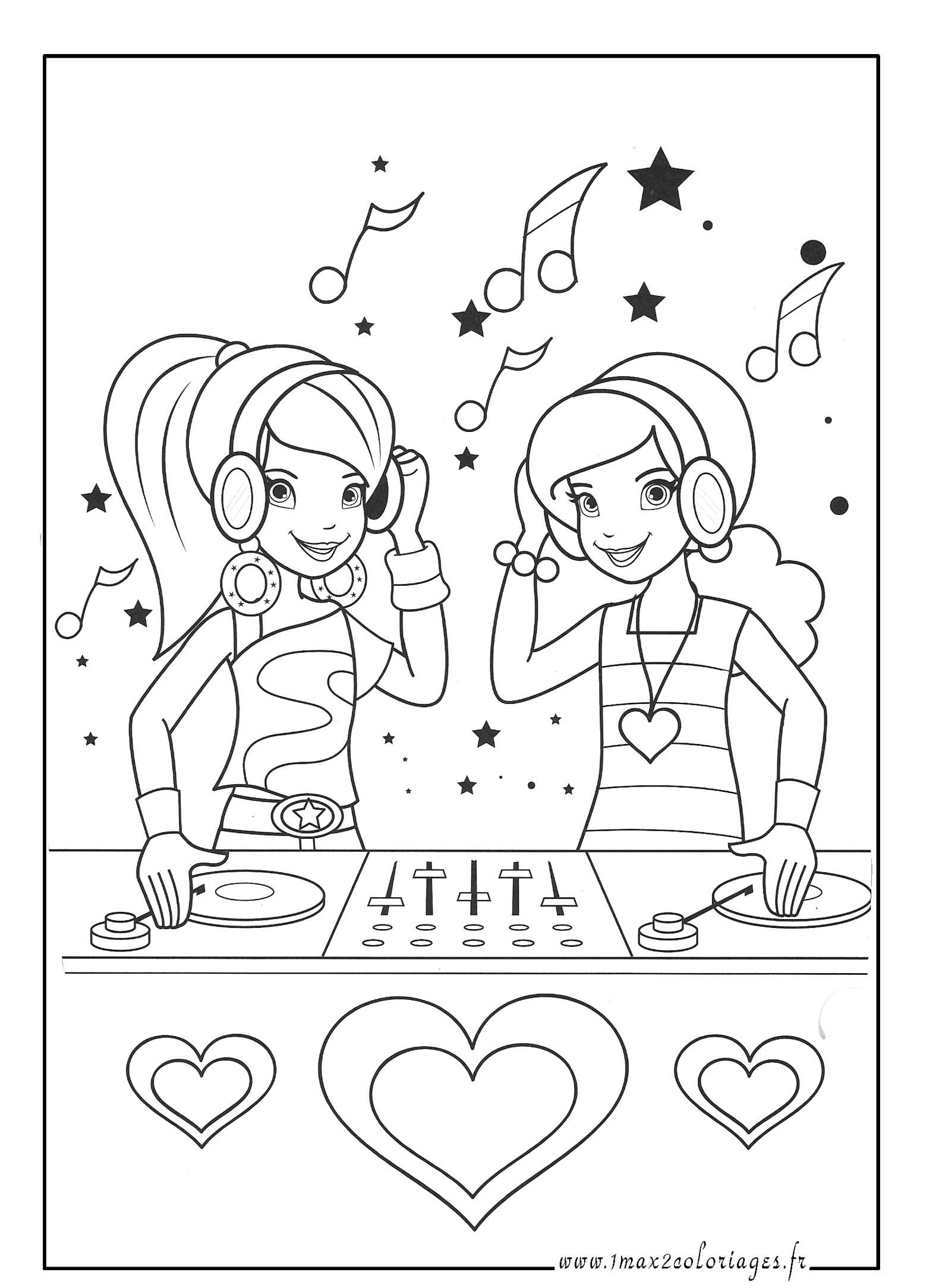 les stars en DJ