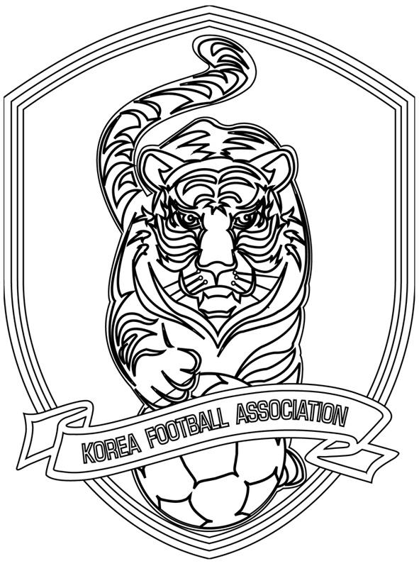 Coloriage des logos des equipes de football mondial 2014,logo équipe ...