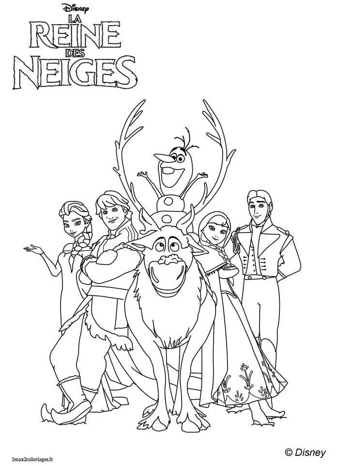 Frozen Coloring Pages Trolls : Free trolls frozen coloring pages