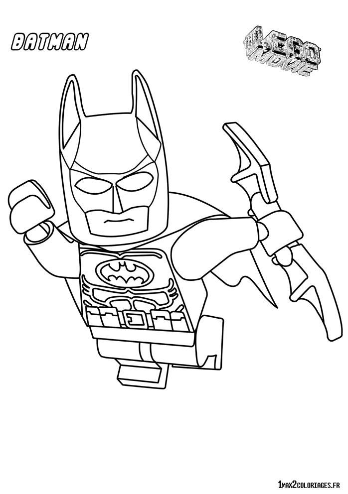Lego Batman 2 Coloring Pages Lego Batman 2 Coloring Pages