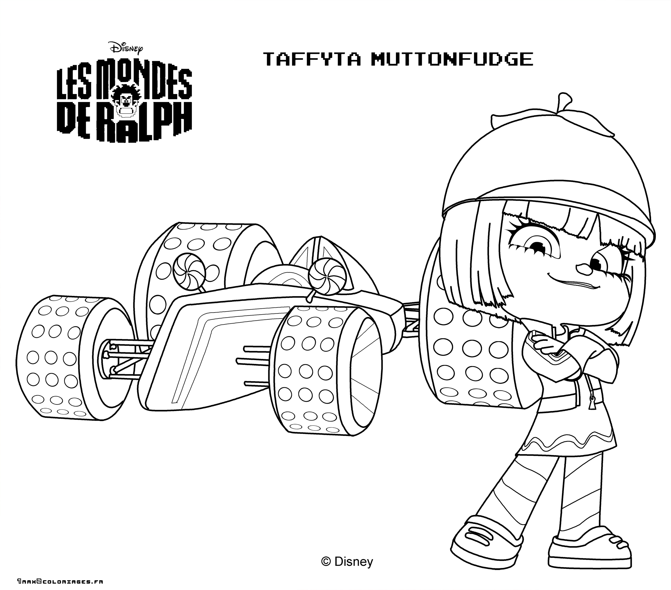 The Gallery For Gt Wreck It Ralph Vanellope Von Schweetz Wreck It Ralph Vanellope Coloring Pages