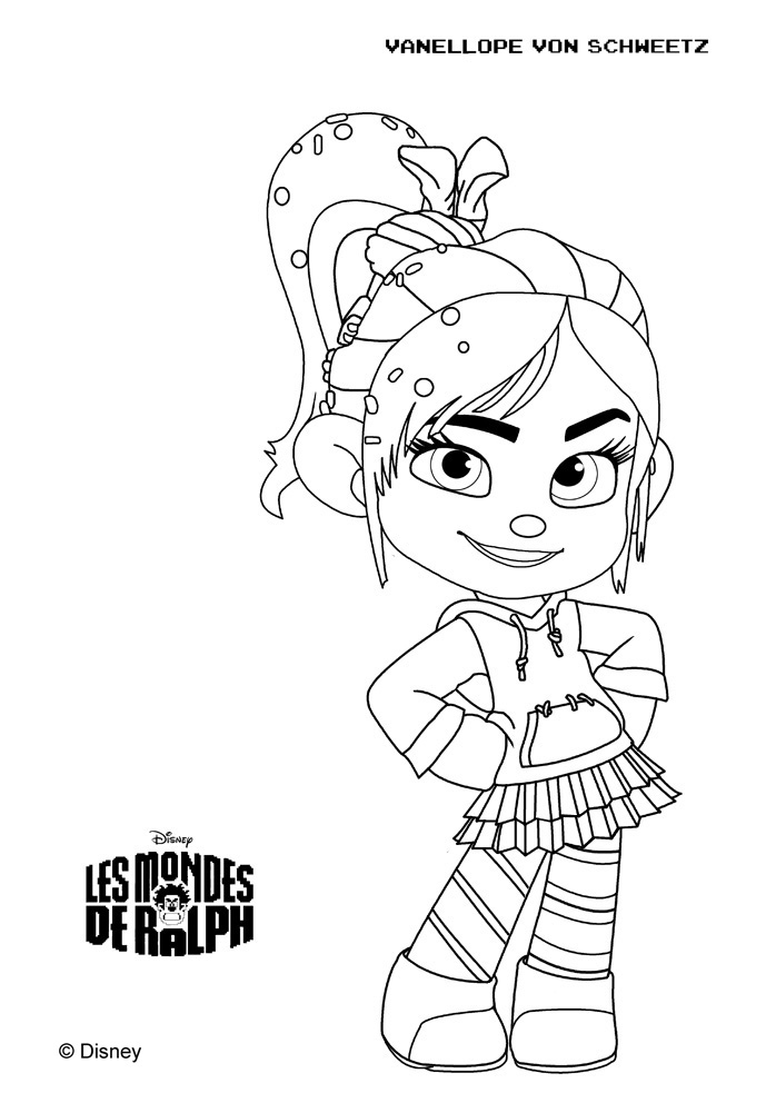 sugar rush coloring pages - photo#15