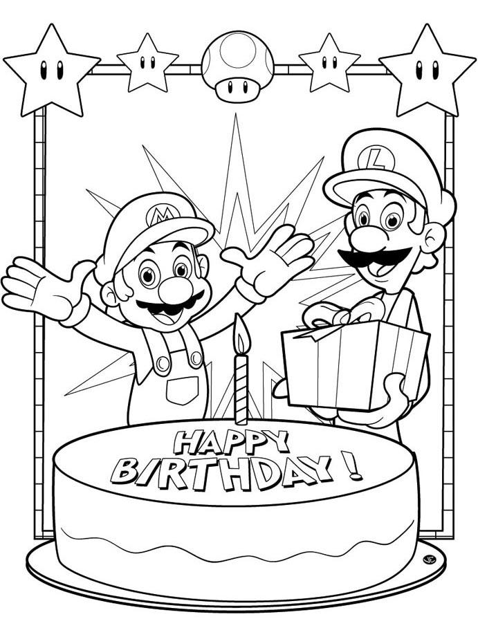 bon anniversaire Edouard Mario-et-luigi