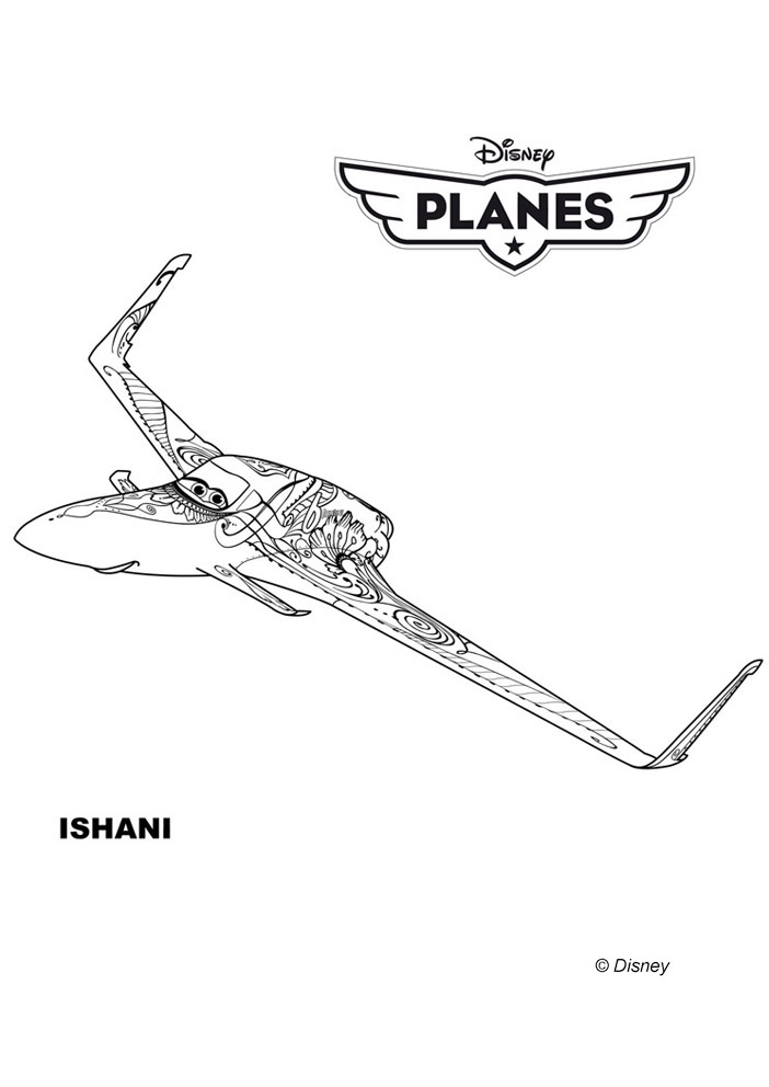 Disney Planes Coloring Pages Ripslinger : Free coloring pages of planes bulldog