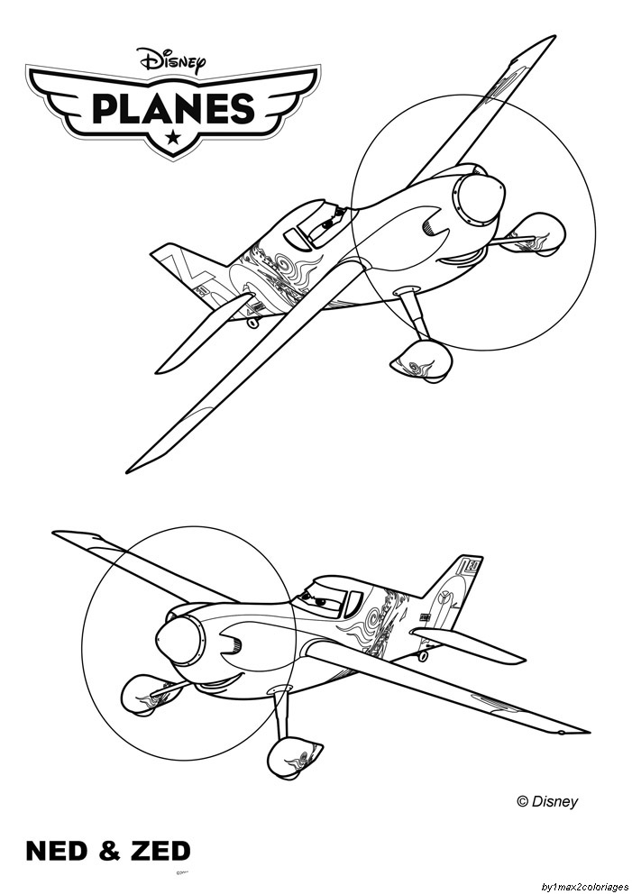 Planes The Movie Coloring Pages - Pixar Planes Coloring Pages Disney ...